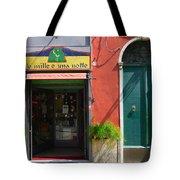 Le Mille E Una Notte Tote Bag