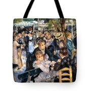 Le Moulin De La Galette Tote Bag