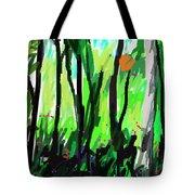 Le Mystic  Tote Bag