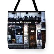 Le Taveau Des Oubliettes Paris France Tote Bag