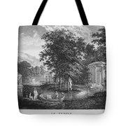 Le Temple Tote Bag