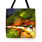 Le Tour De France 02 Tote Bag