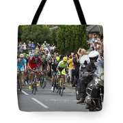 Le Tour De France 2014 - 5 Tote Bag