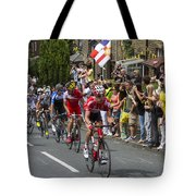 Le Tour De France 2014 - 9 Tote Bag