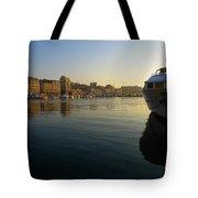 Le Vieux Port Marseille Tote Bag