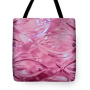 Lead Crystal Vase 2 Tote Bag