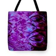 Lead Crystal Vase Tote Bag