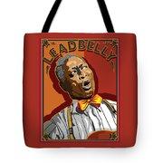 Leadbelly Delta Blues Tote Bag