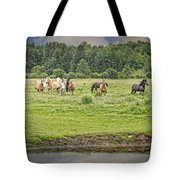 Leadership And Respect Tote Bag