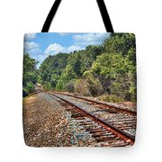 Leading To The Future Tote Bag