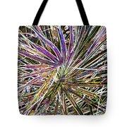 Leaf Abstract II Tote Bag