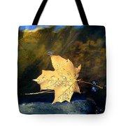 Leaf Afloat Tote Bag