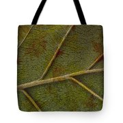 Leaf Design II Tote Bag