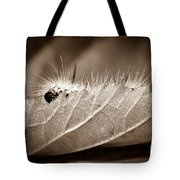 Leaf Muncher Tote Bag