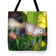 Leaf Sitter Tote Bag