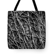 Leafless Ivy Tote Bag