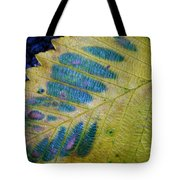 Leafscape 1 Tote Bag