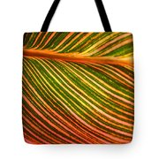 Leafscape 2 Tote Bag