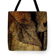Leafwood Tote Bag