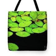 Leafy Swamp Tote Bag
