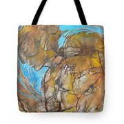 Lean On Me Tote Bag
