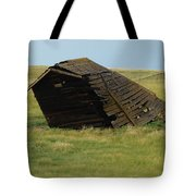 Lean To The Wind Tote Bag