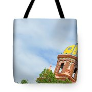 Leaning - Architectural Detail Tote Bag