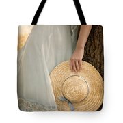 Leaning Beauty Tote Bag