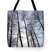 Leaning Tall Tote Bag