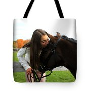 Leanna Abbey 13 Tote Bag