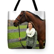 Leanna Gino 18 Tote Bag