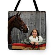 Leanna Gino 20 Tote Bag