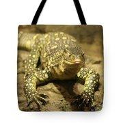 Leapin Lizards Tote Bag