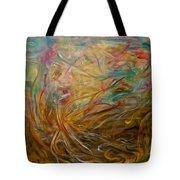 Leaping Aloud  Tote Bag