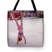 Leaping For Joy Tote Bag
