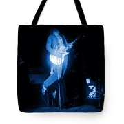 Leaping Hagar In Spokane 1977 Tote Bag