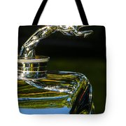 Leaping Hound Tote Bag