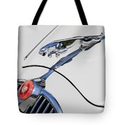 Leaping Jaguar Tote Bag