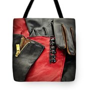 Leather Gloves Tote Bag