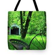 Leatherwood Tote Bag