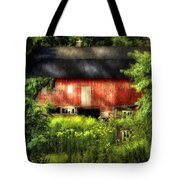 Leave Our Farms Tote Bag