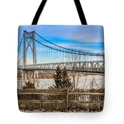 Leave The Past Behind  Tote Bag