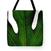 Leave Tote Bag