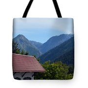 Leavenworth Tote Bag