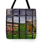 Leavenworth Federal Prison Tote Bag