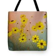 Leavenworth's Tickweed Tote Bag