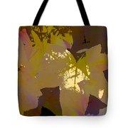 Leaves 9 Tote Bag