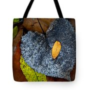 Leaves At Oak Openings Tote Bag