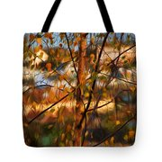 Leaves - Impressions Tote Bag