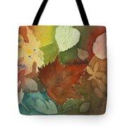 Leaves Vl Tote Bag